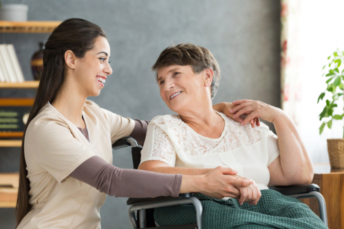 How Can a Caregiver Reduce Stress