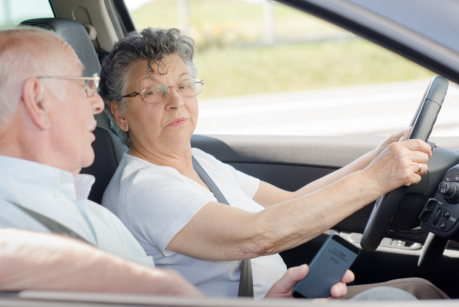 5 Tips: When Aging Makes Driving a Challenge